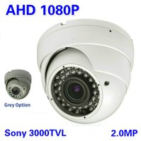 Cheap 2.0MP CCTV Varifocal AHD 3000TVL 1080P 36IR 2.8-12mm Lens Vandalproof In Outdoor Dome Security Camera Video surveillance