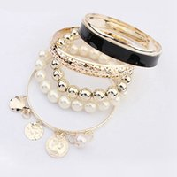 best avatars - Pulseira Masculina Best Sale Fashion New Style Exquisite Hollow Bracelet Bangle Coins Avatar Bead Charm Free