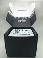 Wholesale IN STOCK Fast Free Ship New Kyshadow Makeup from Kylie Jenner Kylie Pressed Powder Eye Shadow Kit Palette Bronze Preorder Makeup Colors