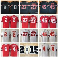archie football - Ohio State Buckeyes Football Jerseys College Cris Carter Santonio Holmes Eddie George Archie Griffin th Championship