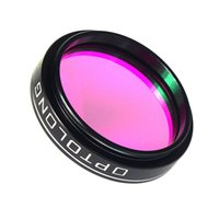 Wholesale OPTOLONG quot nm O III Filter For Telescope inch Eyepiece Cuts Light Pollution W2496A