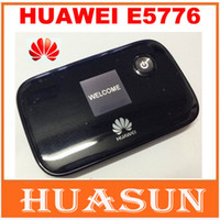 Wholesale DHL EMS Original Unlocked Huawei E5776 E5776S Mbps G LTE FDD TDD Mobile WiFi Hotspot wireless router