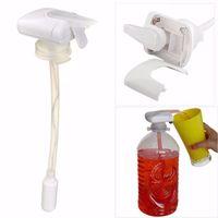 Wholesale 2016 Magic tap Automatic Drink Dispenser Electric Shot Juice Milk Water Beverage Dispenser Wedding Party Kitchen Gadget Accessories Supplies