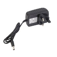 Wholesale DC V A AC Adapter Power Supply Converter Adaptor Adapers Transformer UK Plug