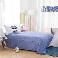anchor comforter - fashion preppy style anchors print linens bedding sets cotton Twin Single Double Queen Size duvet cover set sheets sets