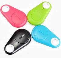 Wholesale Wireless Smart Bluetooth Child Elderly Pet Phone Bag Wallet Key Finder GPS Anti lost Locator Alarm bluetooth Tracker key finder