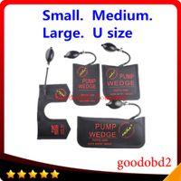 Wholesale Air Wedge KLOM Pump Wedge Locksmith Tools Auto Lock Pick Set Open Car Door Lock