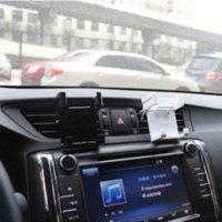 I6 Support à Pour Holder Kit Iphone 6 Plus 5s Car Air Vent Mount Accessoires GPS Pour Samsung Support Support de téléphone mobile de soutien
