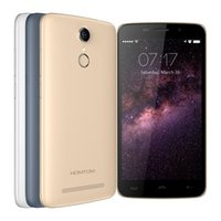 Wholesale Original HOMTOM HT17 G FDD Smartphone Android MTK6737 G RAM G ROM x720 HD MP Wifi GPS LTE Fingerprint