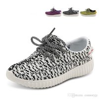 Wholesale 2016 New Kids Running Shoes West boost Baby Fashion kids Shoes Size