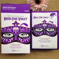 acid pills - MEDIHEAL Mask mask purple brighten ml pills with the masquerade50 times the absorption of the skin