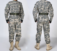 army acu uniform - Men s Army Combat Uniform ACU fit for hunting shooting airsoft cs war game
