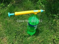 Wholesale Environmentally friendly Simple universal spray sprayers bottle garden accessory Spray water bottle nozzle