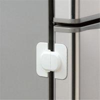 bar refrigerator freezer - Refrigerator Fridge Freezer Door Lock Latch Catch Toddler Kids Baby Safety E00066 BAR