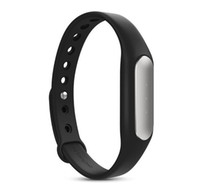Wholesale Original Xiaomi Mi Band Smart Watches For Android Phones Bluetooth Fitbit fitness Bracelet Wristbands Smartwatches