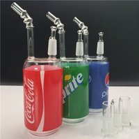 pepsi - pepsi pipe smoking Bong Glass water pipe Dab Oil Rigs Water Pipes with Dome Removable Mouthpiece mm male Joint