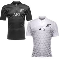 Wholesale NEW all blacks RUGBY jersey Zealand Top Thailand quality Rugby Shirts