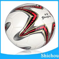 Wholesale Premier League Soccer ball TOP PU granule slip resistant FINAL Milano Champions League football ball Size