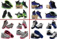 basketball custom shoes - 32 Colours High Quality Penny Hardaway Paranorman Purple Haze Custom Pure Crystal Galaxy Men s Basketball Sneakers Trainers Shoes