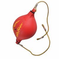 Wholesale Speed bag Punching Training Fight Ball Sports Equipment Fitness saco boxeo mma punch bags double end bag sacco da boxe