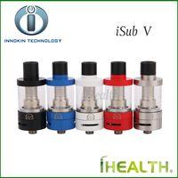 Wholesale Authentic Innokin iSubV Vortex Tank ml Capacity Top Refilling Airflow Control iSub V Tank