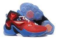 american basketball shoes - New Brand XIII Captain American Mens Authorize LBRON Basketball Sport sneakers shoes captain american s shoes