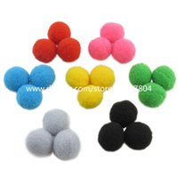 Wholesale 20mm Cotton Velvet Refill Ball Essential Oil Diffuser For Cage Locket