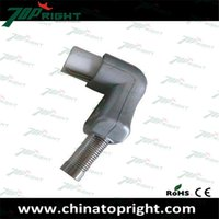 Wholesale high temperature right angle plug with aluminium body