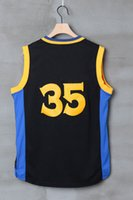 Wholesale 2016 New style Mens basketball jerseys breathable mesh jerseys Jersey black size S XL accept mix order drop shipping