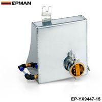 Wholesale EPMAN Aluminum Coolant Overflow Tank Reservoir Kit for Nissan SX S13 SR20DET KA24DE KA24E KA24 Fits SX EP YX9447