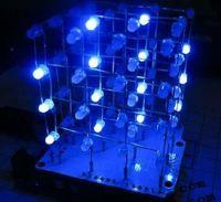 Wholesale 4x4x4 Light Cube Shield Kit for pcDuino Arduino
