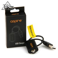 aspire cable - 100 Original Aspire USB charger ego usb cable for Aspire CF Battery aspire USB cable charger for All Ego ego t battery v DHL