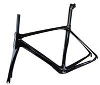 Wholesale Factory sale carbon fiber frame road bicycle frame Carbon road bike frame cycling frame
