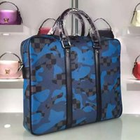 luxury leather handbags - THE new leather handbag metal quality men s handbag satchel luxury fashion