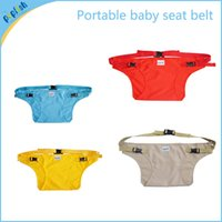 baby care seat - Pattern EN71 Test Mother Care Removable Foldable Safety Seat Belt Baby Chair Seat