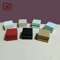 bangle box craft - ring pendant bangle bracelet nacklace popular jewelry box Accept customized logo