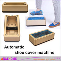 automatic shoe cover - hot selling Automatic ABS shoe cover machine Household overshoes machine Special Price complimentary Shoes Cover machine
