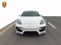 Wholesale High Quality Panamera Car Change to Car actere Style Body Kit With FRP Material For Porsche front bumper kit