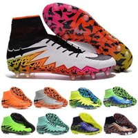 air techniques - 2016 kids soccer shoes Breathable Children Mercurial Superfly with DMX Technique for Boys Retro Air Mesh CR Football Shoes for Girls