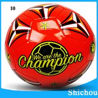 Wholesale WORLD CUP BRAZUCA FINAL MATCH SOCCER BALL SIZE Brasil NEW Top Glider Match Ball Brazil soccer ball