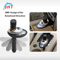 car usb humidifier - NEW Original Design Hot Saling Car Steam Ultrasonic Purifier Aroma Diffuser Essential Oil Diffuser Aromatherapy Remove Smoke Clean