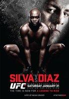 anderson silva - A368 Anderson Silva Art Silk Poster x36inch