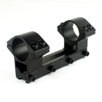 Wholesale Timberwolf High Profile mm inch scope rings mount for Picatinny Rail rail Mount Weaver Picatinny Rail