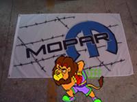 Wholesale moparcar Flag x ft Polyester mopar banner