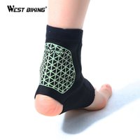 Wholesale Sports Ankle Support Cycling Football Basketball Badminton Taekwondo Protector Ankle Sprain Brace Guard Protector Ankle Support