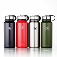 Wholesale DHL Stainless Steel Water Bottle Double Walled Vacuum Bottle for Hot and Cold Beverages VS Rtic YETI Rambler Tumblers