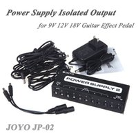 Wholesale Joyo JP Power Supply Guitar Device with Isolated Outputs Power Options Cables Top Quality