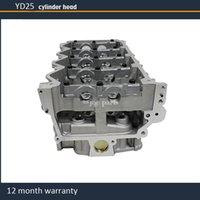 Wholesale YD22DDT YD25DDTI Cylinder Head for Nissan Navara King cab Pathfinder Cabstar Hardbody Tino Almera cc dti cc dti