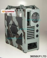 Wholesale Camouflage server chassis with handles all aluminum chassis