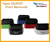 arm chips - Newest Vgate ELM327 ICar3 Bluetooth Code Reader Support All OBDII Protocols ICar Diagnostic Tool With ARM Chips Colors